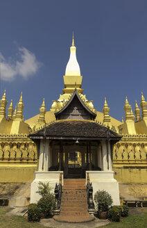 Laos, Vientiane, Pha That Luang - SJ000096
