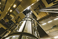 Germany, Berlin, elevator at central station - HC000018