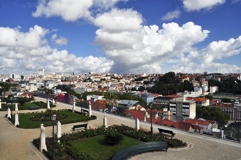 Portugal, View over Lisbon - SCH000145