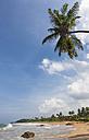 Sri Lanka, Galle, Beach at Duwemodara - AMF001977