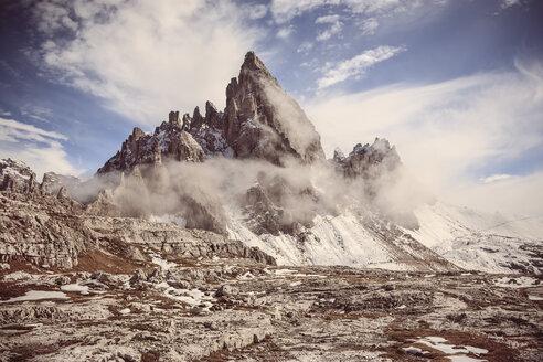 Italy, Dolomite Alps, Tre Cime di Lavaredo - VTF000176