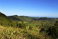 Portugal, Azores, Sao Miguel, Coast area - ONF000421