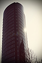 Germany, North Rhine-Westphalia, Dortmund, view to high-rise office building - HOH000588