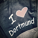 I love Dortmund, Germany, North Rhine-Westphalia - HOH000576