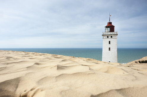 Denmark, Jutland, Rubjerg Knude Lighthouse - JBF000087
