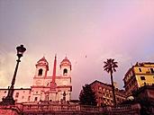 Spanish Steps, Piazza di Spagna, Scalinata di Trinita dei Monti, Rom, Italy - RIMF000143