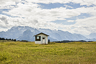 Austria, Gosau, hut and mountains - KV000085