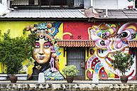 Asia, Malaysia, Malakka, Graffitis - THA000168