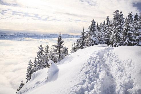 Austria, Schneeberg mountain at Kufstein in Alps - VTF000181