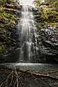 New Zealand, Whitianga, Waterfall - WV000495
