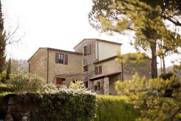 Italy, Tuscany, Volterra, country house - KVF000067