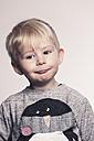 Portrait of little boy - MFF000920