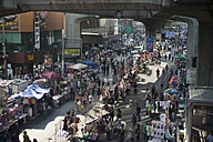 Thailand, Bangkok, Market stalls at Siam Center - AS005320