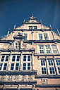 Germany, Lower Saxony, Hameln, Old town, historical building, facade - HOHF000637