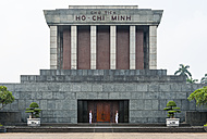 Vietnam, Hanoi, Ho-Chi-Minh Mausoleum - RJ000076