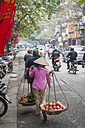 Vietnam, Hanoi, Street Trader in the Old - RJ000072