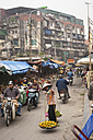 Vietnam, Hanoi, Market Place in the Old Town - RJ000071