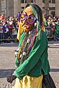 Germany, Baden-Wuerttemberg, Stuttgart, Swabian-Alemannic carnival parade - WD002439