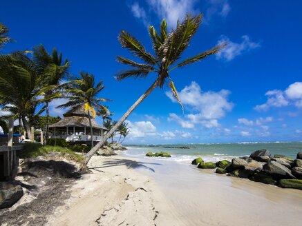 Caribbean, Saint Lucia, Beach at Vieux-Fort - AMF002092