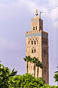 Morocco, Marrakesh, Koutoubia Mosque - THAF000209