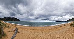 New Zealand, Golden Bay, Totaranui, view to beach and sea - WV000629