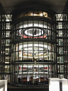 Germany, Berlin, Bundestag bureau by night - FB000335