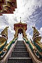Thailand, Phuket, Buddhist temple Wat Chalong, close-up - THA000232