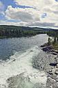 Sweden, Gaeddede, Inlet of Leipikvattnet - BR000495