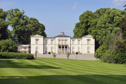 Sweden, Stockholm, Rosendal Palace - BR000360