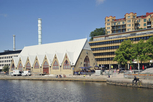 Sweden, Gothenburg, Feskekorka - BR000337