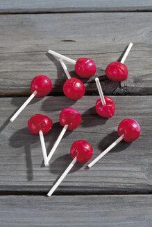 Red lollipops - CSF021215