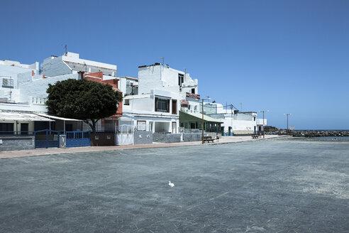 Spain, Canary Islands, Gran Canaria, Santa Lucia de Tirajana, Coastal village Pozo - AMF002123