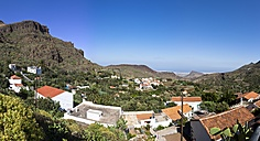 Spain, Canary Islands, Gran Canaria, Mountain village Temisas - AMF002116