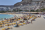 Spain, Canary Islands, Gran Canaria, Puerto Rico, Playa Armadores - AM002126