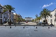 Spain, Canary Islands, Gran Canaria, Las Palmas, Plaza Santa Ana - AMF002130