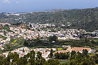 Spain, Canary Islands, Gran Canaria, View to Teror - AMF002145