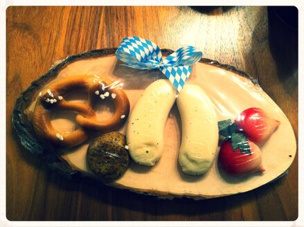 Bavarian snack made ??of marzipan - ED000063