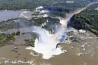 South America, Brazil, Parana, Iguazu National Park, Iguazu Falls - FOF006587