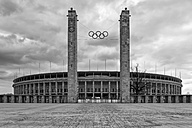 Germany, Berlin, view to Olympic Stadium - RJF000103