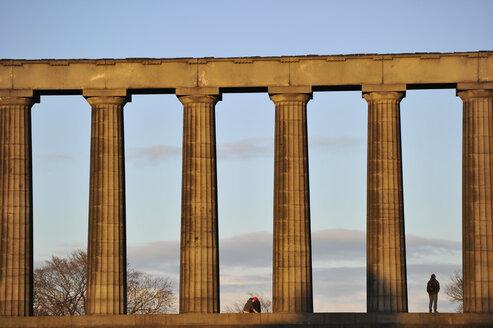 UK, Scotland, Edinburgh, National Monument of Scotland - FD000041