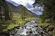 UK, Scotland, Glen Coe highlands - FDF000048