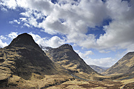 UK, Scotland, Glen Coe highlands - FDF000050