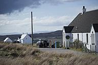 UK, Scotland, Houses on Isle of Skye - FDF000017