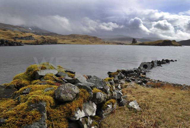 UK, Scotland, View of lake - FDF000024
