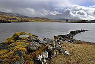 UK, Scotland, View of lake - FDF000024