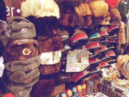 DDR souvenirs, Berlin, Germany - RIM000245