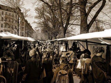 Flea market, Berlin, Germany - RIM000264