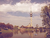 Olympic Tower, TV Tower, Olympic Park, Munich, Germany - RIMF000269