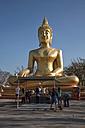 Asia, Thailand, Pattaya, Buddha statue - RD001292
