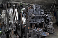 Germany, Bavaria, Josefsthal, Hammerschmiede at historic blacksmith's shop - TCF003944